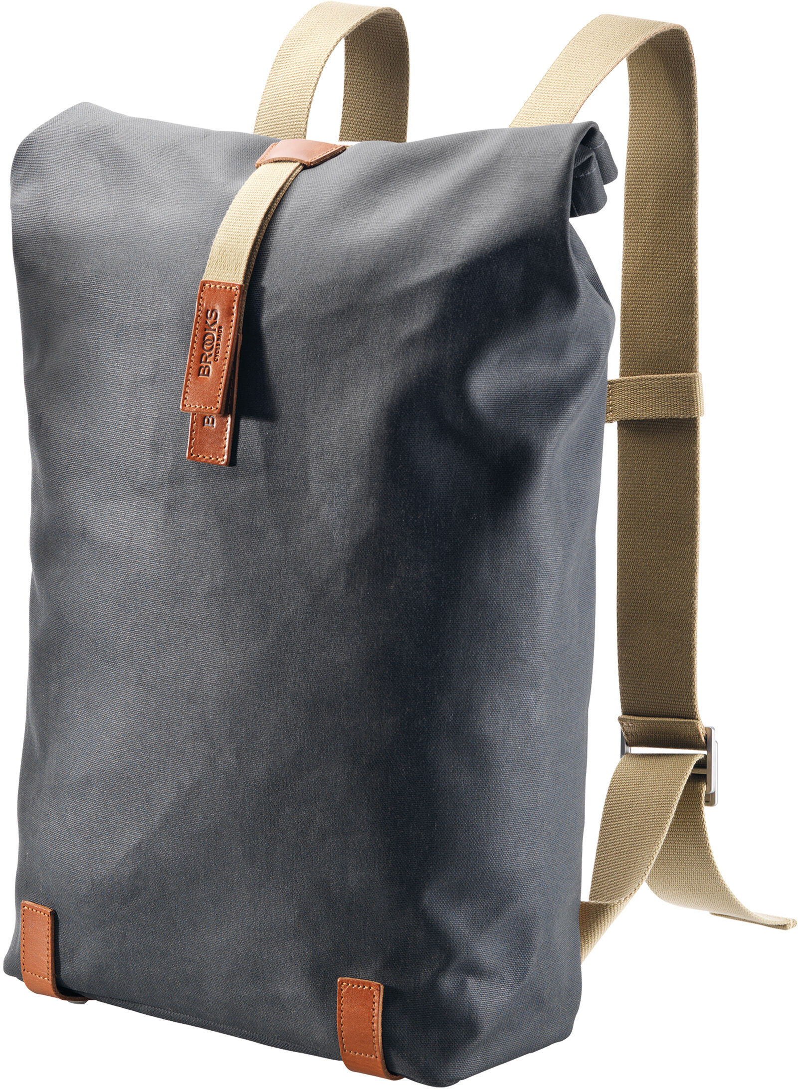 57d8e784e1 Brooks Pickwick Canvas Backpack 26l grey at Bikester.co.uk